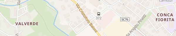 Karte Parcheggio Via Pescaria Bergamo