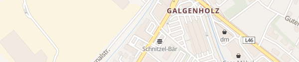 Karte INHAUS Bäderpark Hohenems