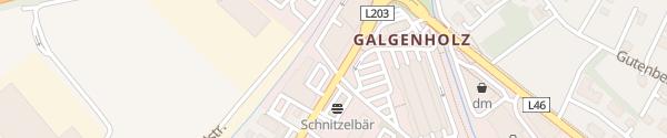 Karte Sutterlüty Ländlemarkt Hohenems
