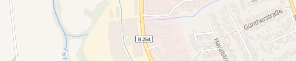Karte BMW Autohaus Krah und Enders Fulda
