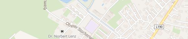 Karte Volksschule Schwefel Hohenems