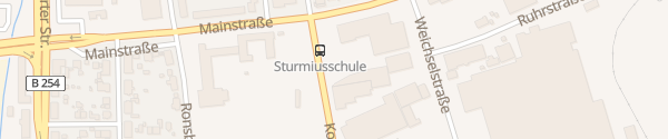 Karte Autohaus Renault ENDERS Fulda