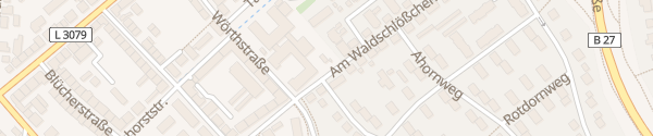 Karte Landratsamt Fulda