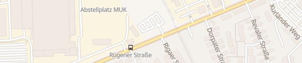 Karte Parkplatz VW Nutzfahrzeuge Hannover