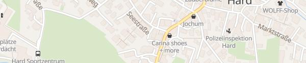 Karte Raiffeisenbank Hard