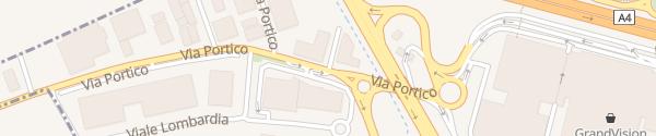 Karte NH Orio al Serio Bergamo