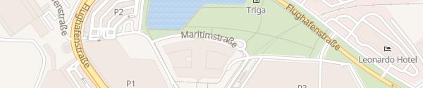 Karte Maritim Tiefgarage Flughafen Langenhagen