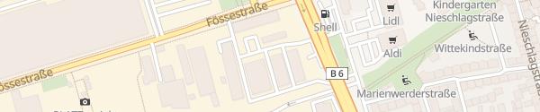 Karte Energiewerkstatt Hannover