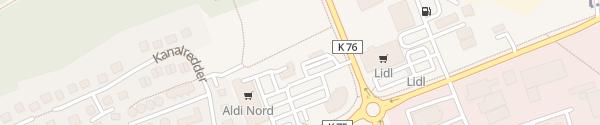 Karte Team Tankstelle Osterrönfeld