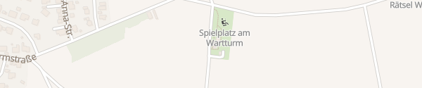 Karte E-Bike Ladesäule Wartturm Eichenzell