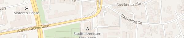 Karte Bürgeramt Hannover