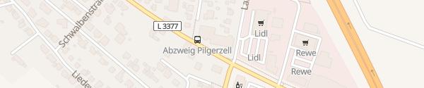 Karte Autohaus Auto & Allrad Künzell