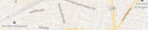 Karte WIFI Dornbirn
