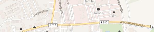 Karte Telekom Wedemark