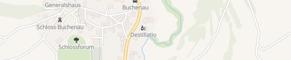 Karte From Destillatio with Love Buchenau