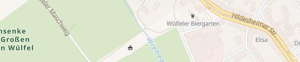 Karte Designhotel + CongressCentrum Wienecke XI. Hannover