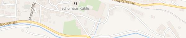 Karte Kraftwerk Küblis Küblis