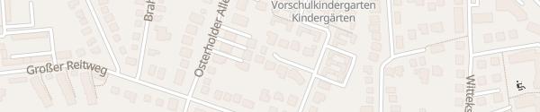 Karte Privater Ladepunkt Pinneberg