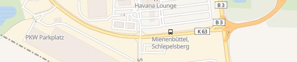 Karte Autohof Hoyer Rade Neu Wulmstorf