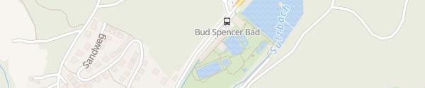 Karte Bud Spencer Freibad Schwäbisch Gmünd