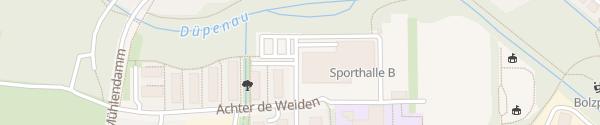 Karte Schulzentrum Schenefeld
