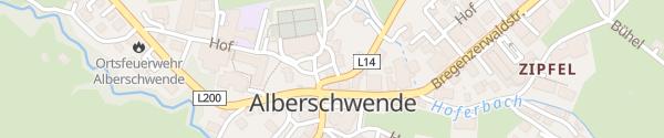 Karte Cafe Caesar Alberschwende