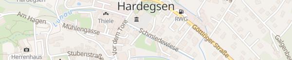 Karte EAM Schmiedewiese Hardegsen