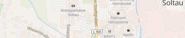 Karte innogy Ladesäule Soltau