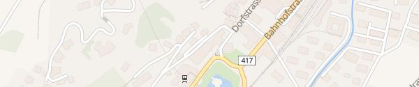 Karte Hotel Seehof Davos Davos Dorf