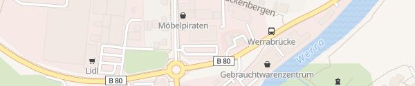 Karte Aldi Nord Witzenhausen