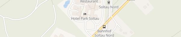Karte Hotel Park Soltau Soltau