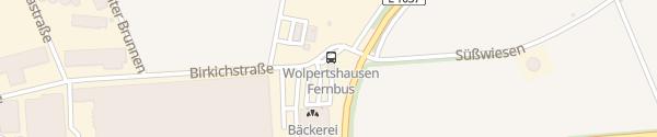 Karte Bäuerliche Erzeugergemeinschaft P&C Wolpertshausen