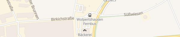 Karte Bäuerliche Erzeugergemeinschaft Wolpertshausen