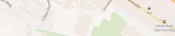 Karte Halstenbek Wohnmeile Halstenbek
