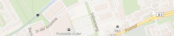 Karte Edeka Köhler Göttingen