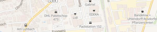 Karte Lidl Rosdorf