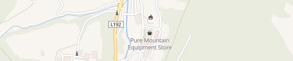Karte Schafbergbahn Gargellen