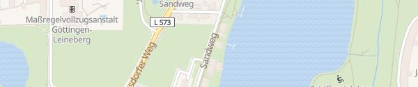 Karte Kiessee Göttingen