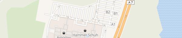 Karte Designer Outlet Soltau