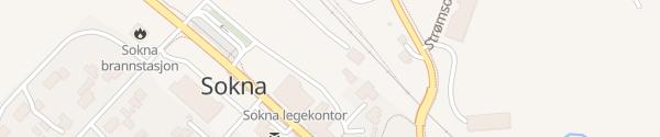 Karte Rustad Kafé Sokna