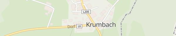 Karte Gasthof Adler Krumbach