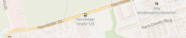 Karte ALLEGO Hotel Lindner Hamburg