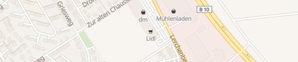 Karte Lidl Dornstadt