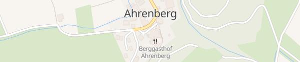 Karte Romantik Hotel Ahrenberg Bad Sooden-Allendorf
