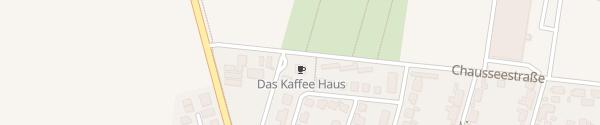 Karte Kaffeehaus Sehnde