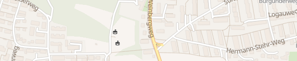 Karte Parkplatz Ulm