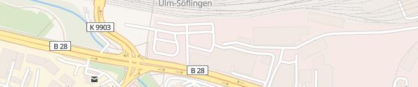 Karte BMW Reisacher Ulm