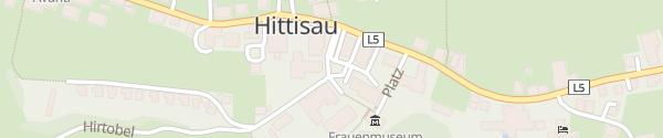 Karte Gemeindeamt Hittisau