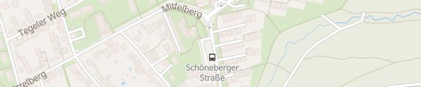 Karte Parkplatz Schöneberger Straße Göttingen
