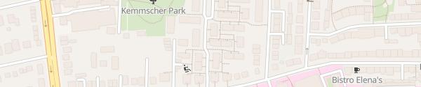 Karte Heinrich-Kock-Weg Hamburg